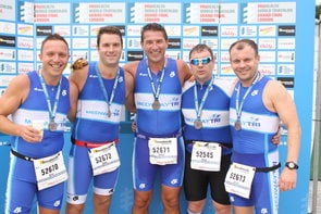Medway Tri at Hyde Park Worlds 2013